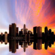 Time-Sliced photo dans le monde