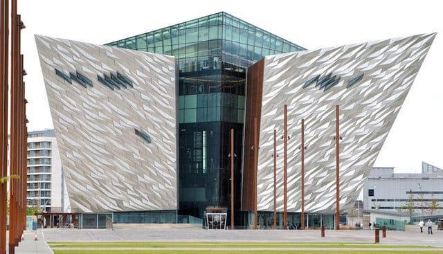Titanic Belfast Titanic Quarter Belfast