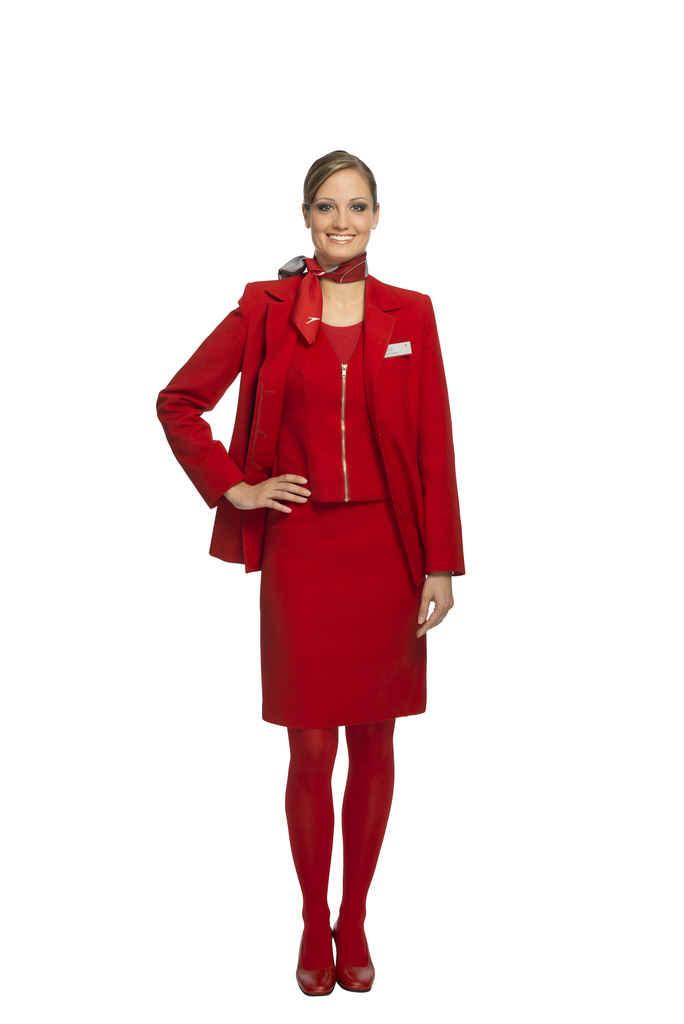 Uniforme Austrian Airlines