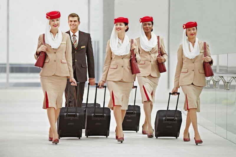 Uniforme Emirates