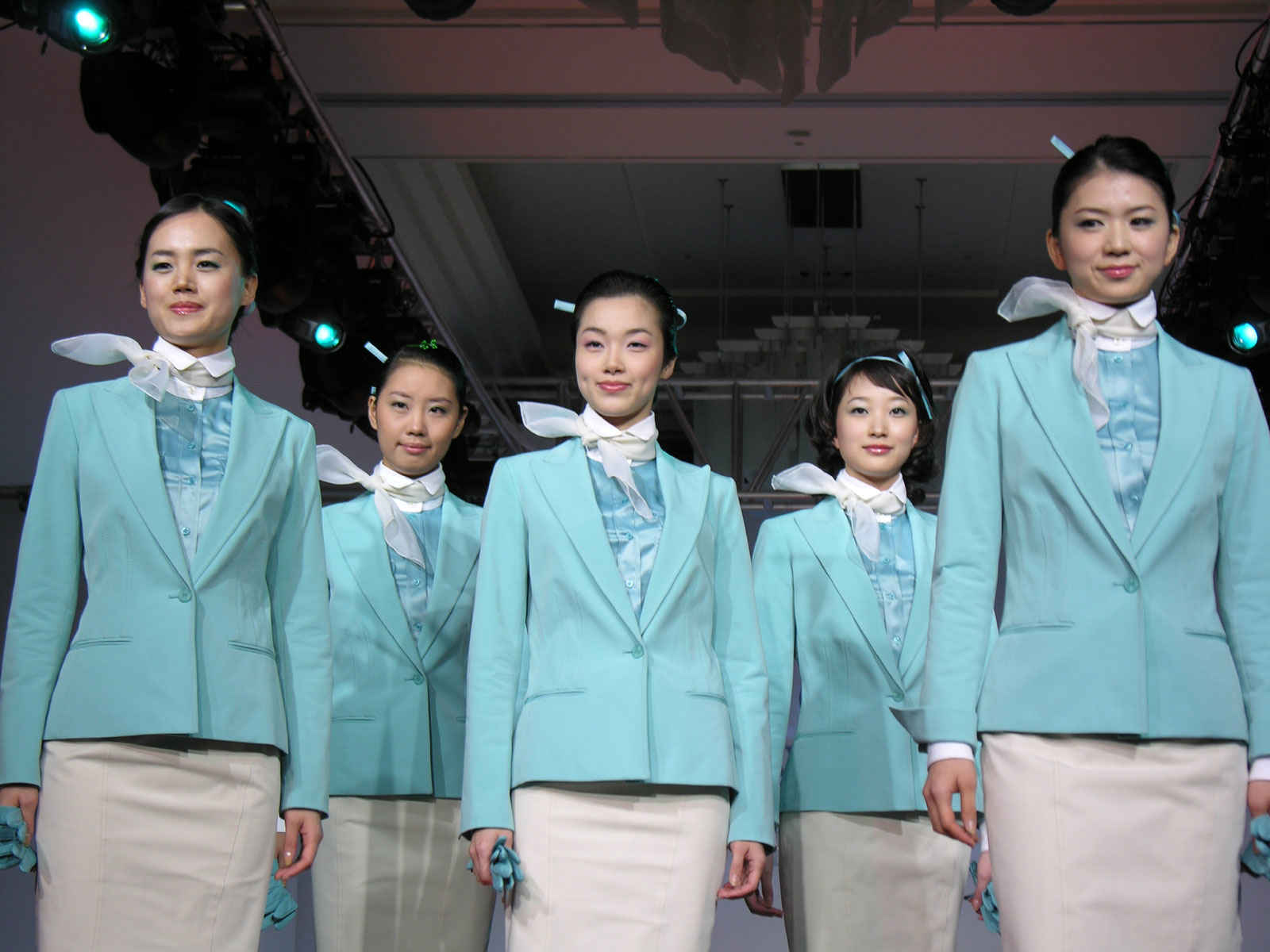 Uniforme Korea Air