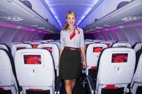 Uniforme Virgin America