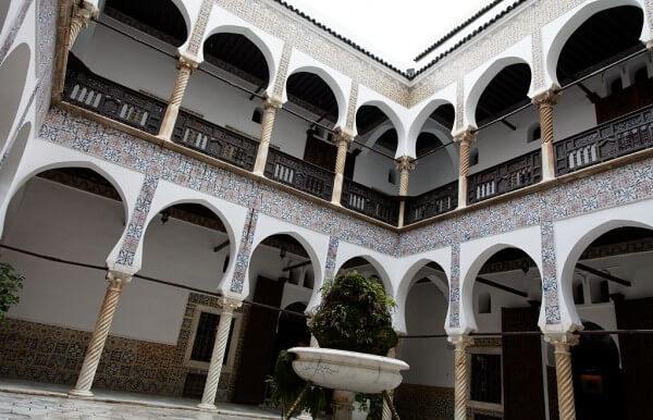 Visiter Alger