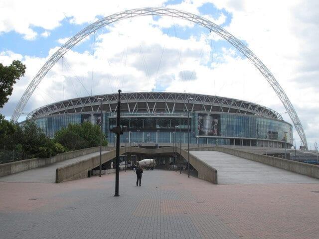 Wembley Stadium, Londres