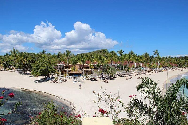 Andilana Beach, Nosy-Be, Madagascar