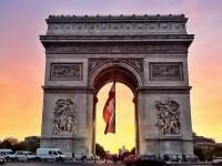 Visiter les beaux quartiers à Paris, autour de l'Arc de Triomphe
