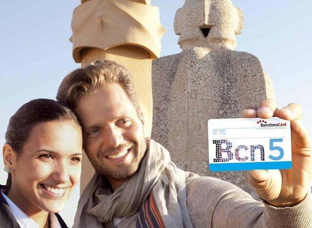 Barcelona Card, visiter Barcelone