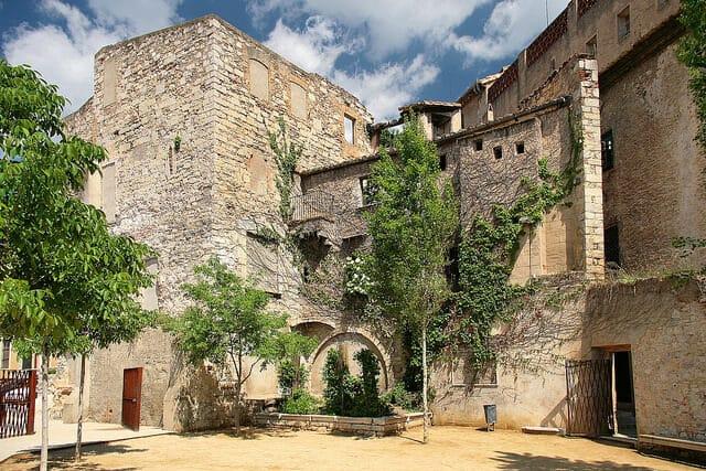 Barri Vell, vieille ville de Gérone