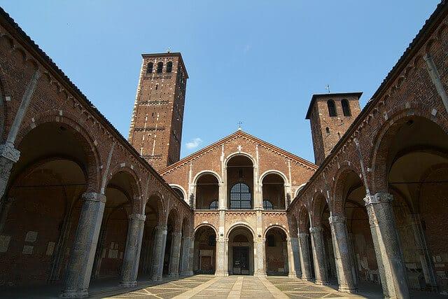 Basilica di Sant'Ambrogio, Milan