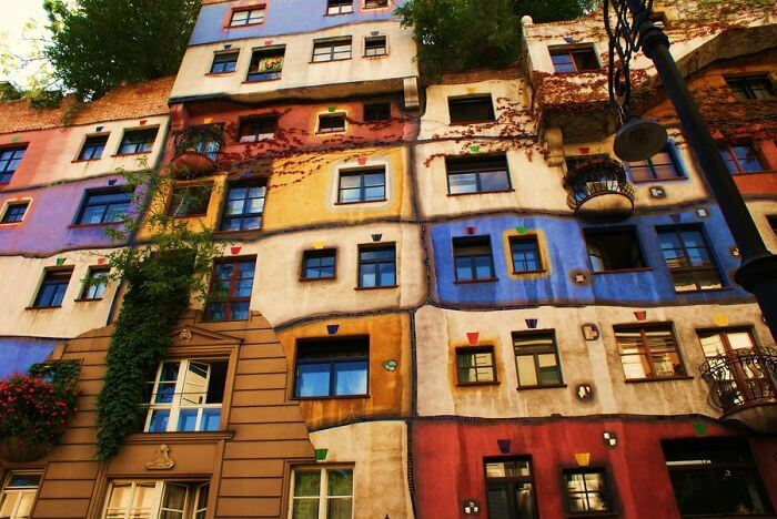 Les 30 b timents les plus color s du monde for Maison du monde allemagne