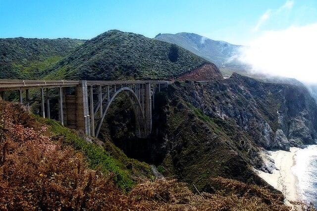 Big Sur, road trip dans l'ouest américain