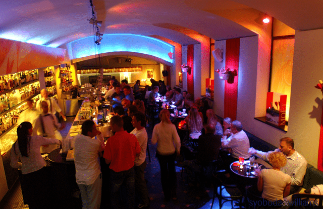 Bugsy Bar, Prague, vie nocturne, Prague