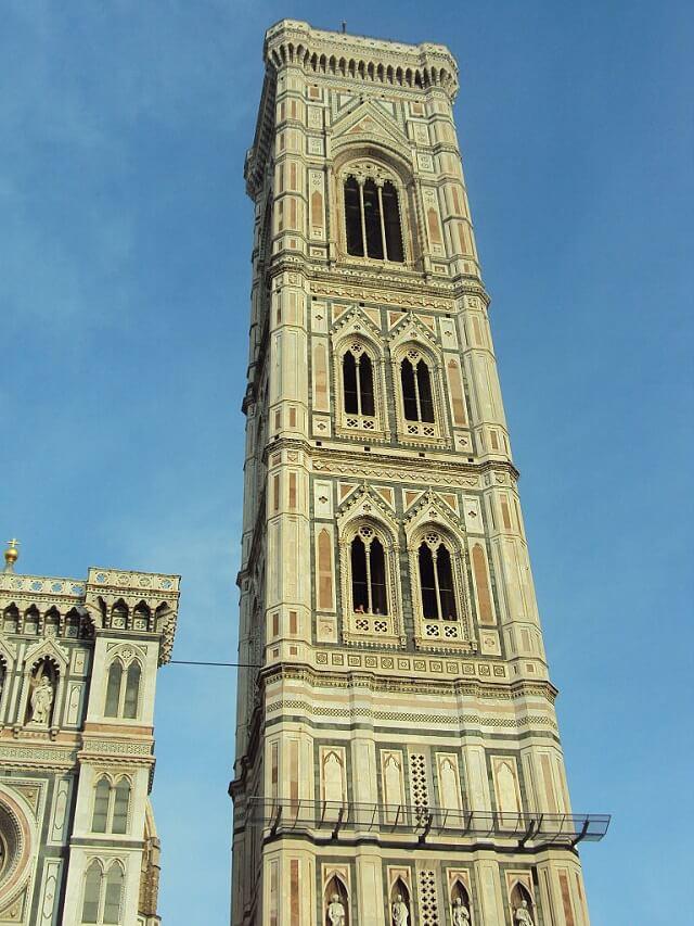 Campanile de Giotto, Florence