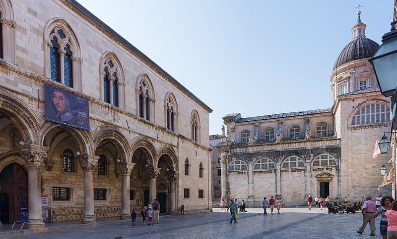 Cathédrale de l'Assomption, Dubrovnik
