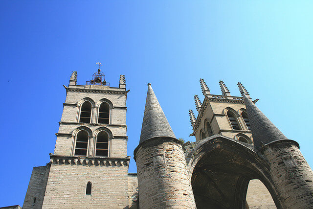 12 choses faire montpellier - Cathedrale saint pierre de montpellier ...