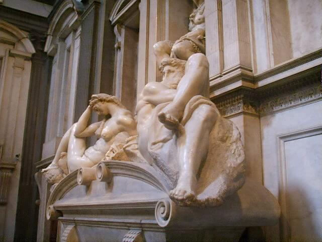 Chapelles Medicis Florence