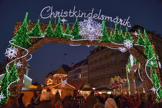 Christkindelsmärik, Mercado de Navidad de Estrasburgo
