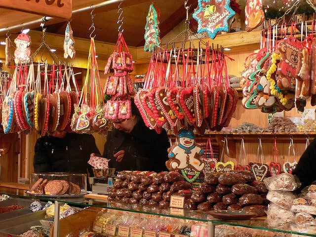 Christkindlmarkt, Mercado de Navidad de Munich