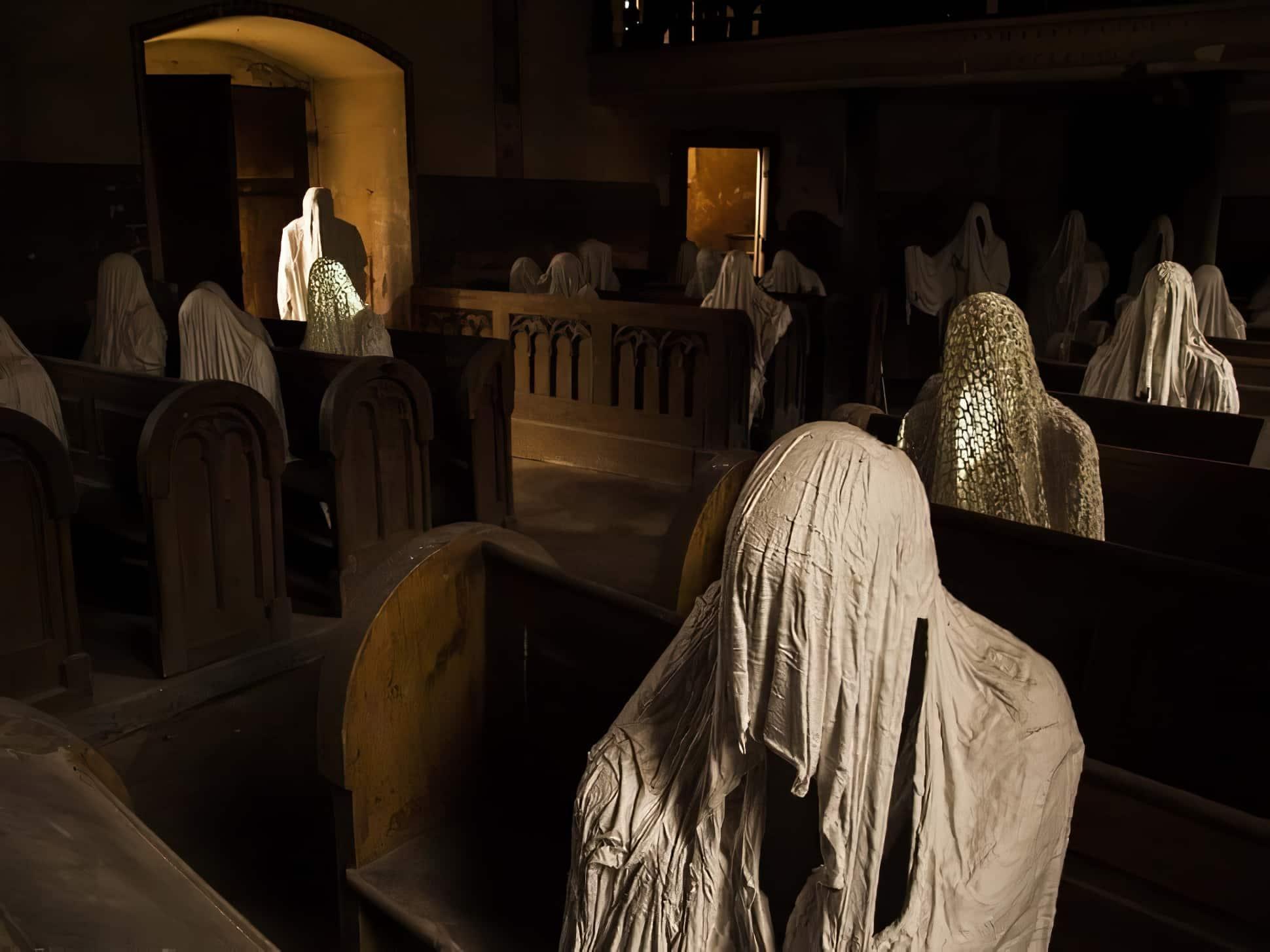 30 endroits parmi les plus étranges et terrifiants au monde