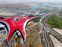 Ferrari World Abu Dhabi, Dubai