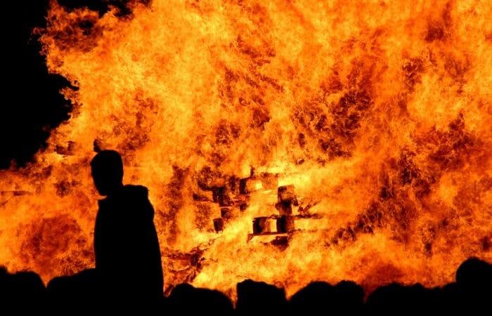 Fête et festivals les plus effrayants au monde