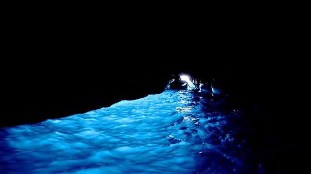 Grotte Bleue, Grotta Azzurra, Capri