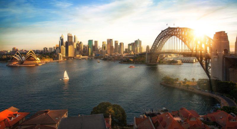 scène de rencontre à Sydney en Australie Quand on rencontre un homme Capricorne