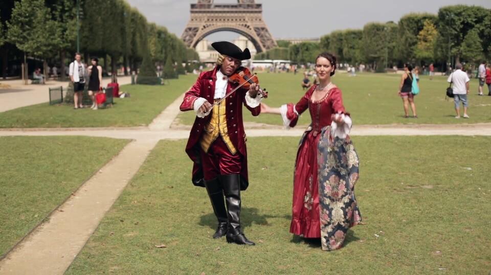 In Love in Paris : la capitale sous son plus beau jour