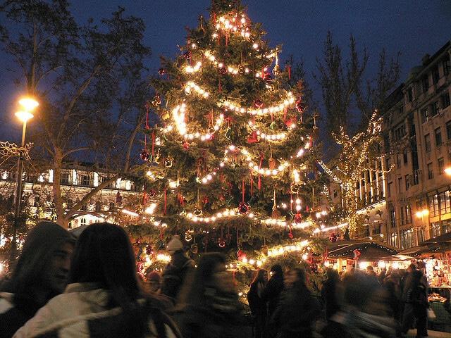 Marché de Noël de Budapest