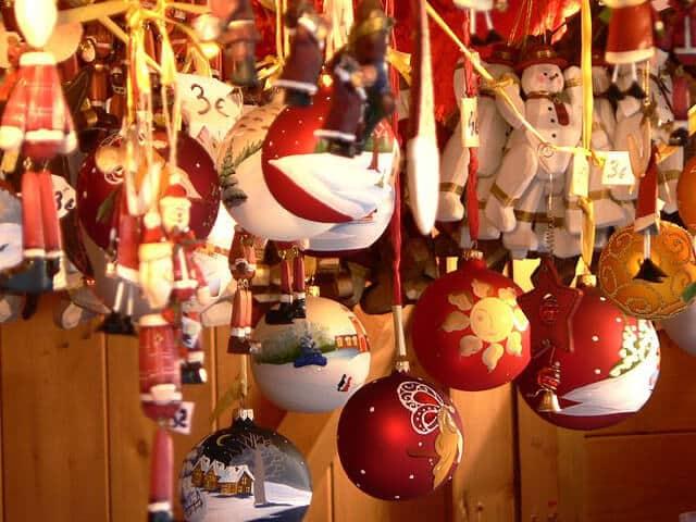 Mercado de navidad, Lille