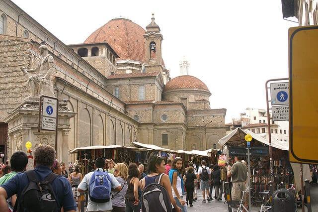 Marché de San Lorenzo, Florence