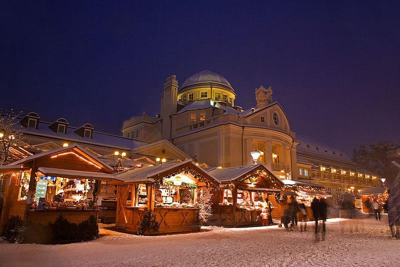 Mercatini di Natale Merano, Mercado de Navidad de Merano