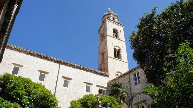 Monastère Dominicain Dubrovnik
