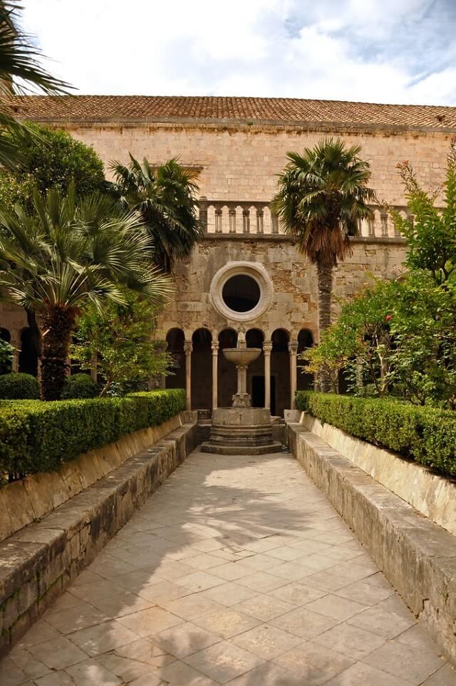 Monastère franciscain Dubrovnik