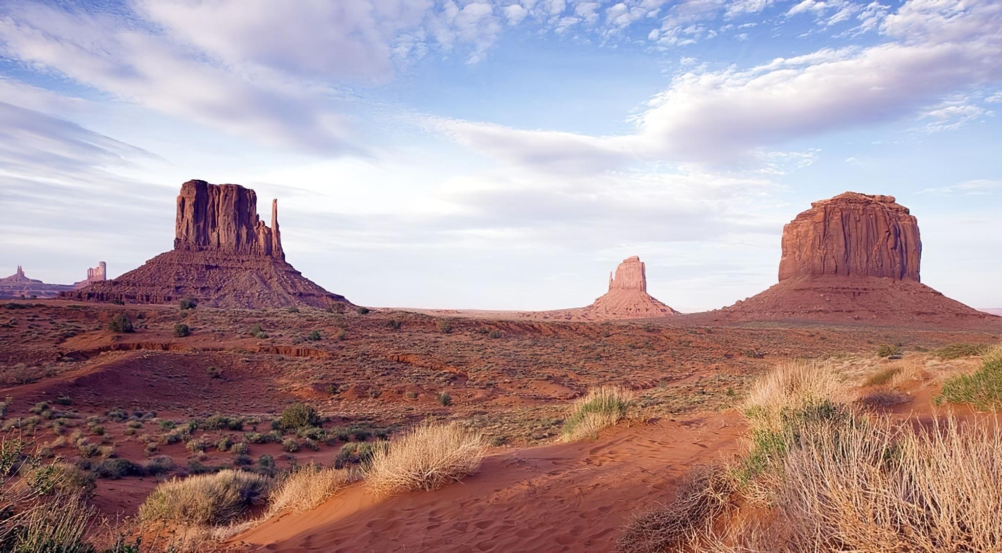 Monument Valley, road-trip, Ouest Américain