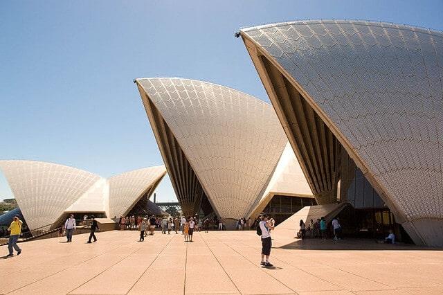 Opera de Sydney, visite