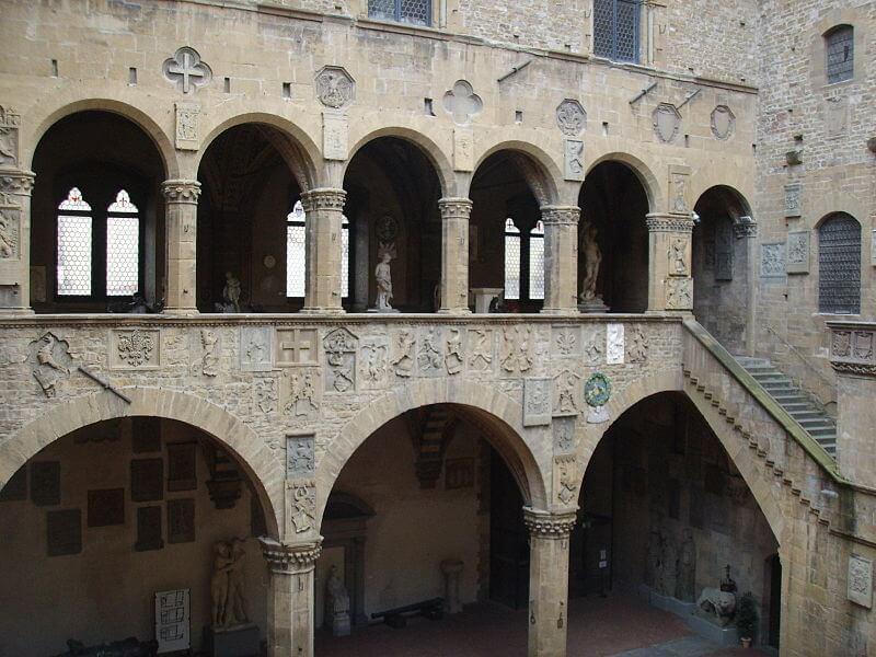 Palais et musée Bargello, Florence