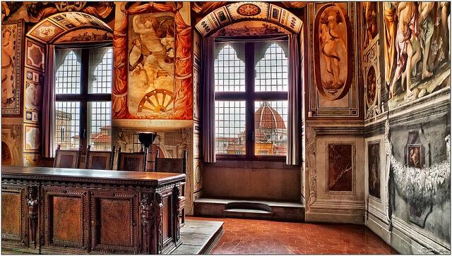 Palazzio Vecchio Florence