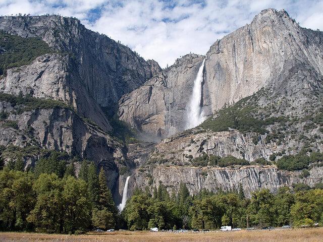 Parc National de Yosemite, road trip, Ouest Américain