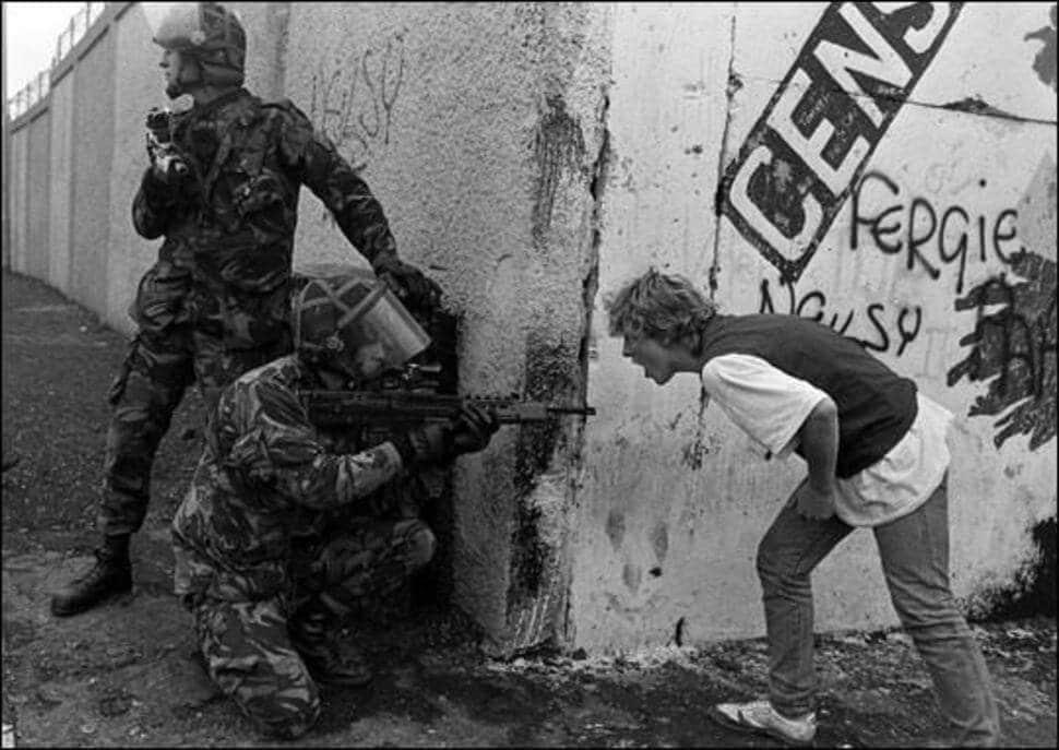 Photos bouleversantes et lourdes de sens de notre histoire