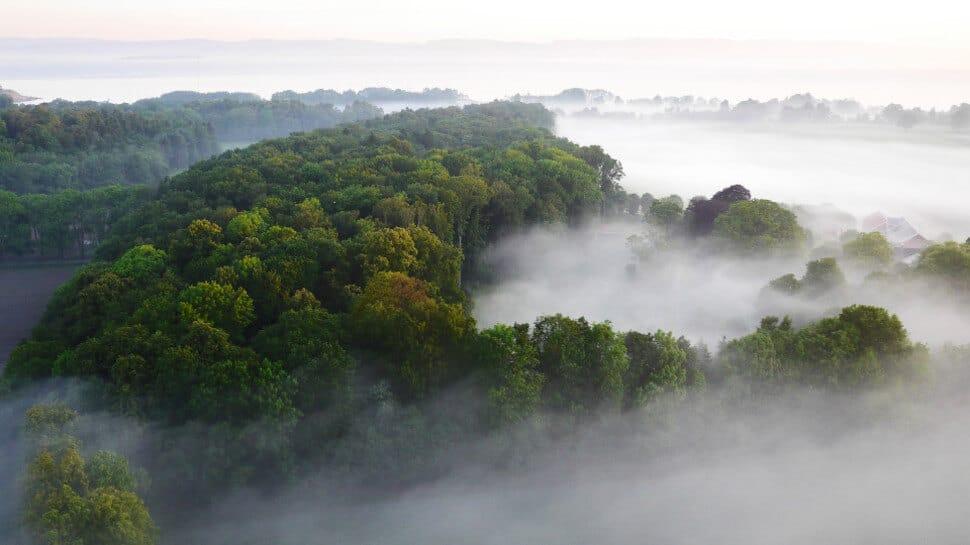 Photos incroyables prises par des drones sur Dronestagram, concours avec National Geographic France