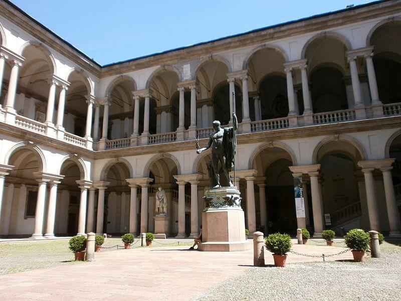 Pinacoteca di Brera, Milan