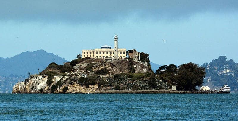 Prison d'Alcatraz, Île d'Alcatraz, Visite