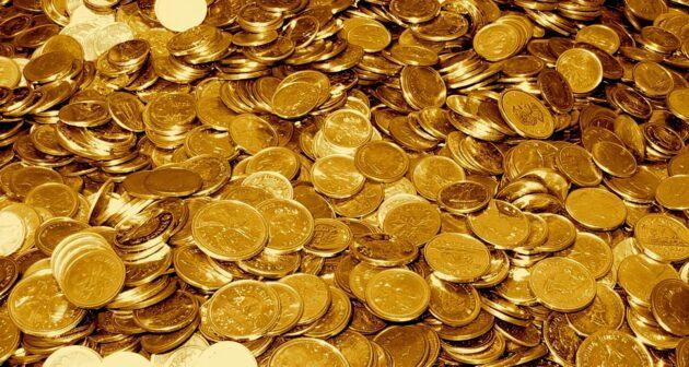 Les 8 pays avec les réserves d'or les plus importantes