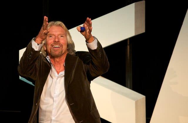 Richard Branson, congés vacances illimité(e)s