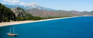 Riviera turque, Olimpos