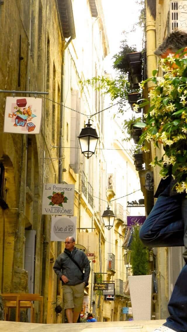 Rue de l'Ancien Courrier, Montpellier
