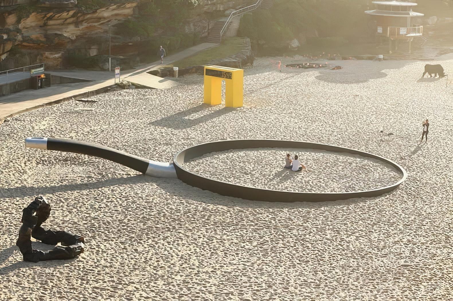 Sculpture by the Sea: une exposition en plein air à Bondi Beach