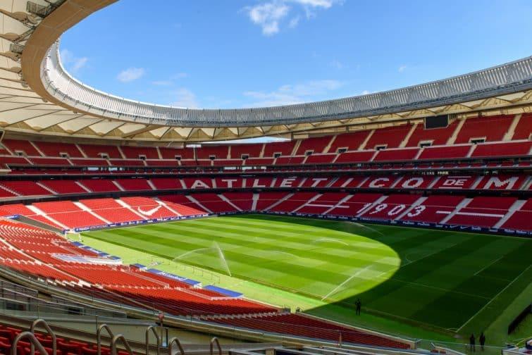 stade atletico madrid