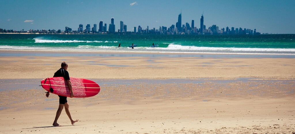 11 choses que les gens font en Working Holiday Visa en Australie